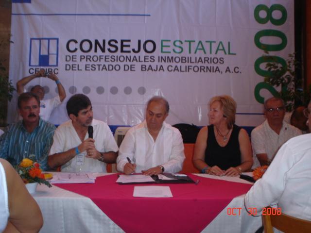 Firma convenio CEPIBC con SDAR