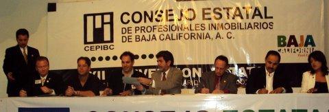 Firma convenio CEPIBC con Desarrolladores